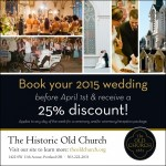 OldChurch_SpecialWeddingDiscount2015-300x300